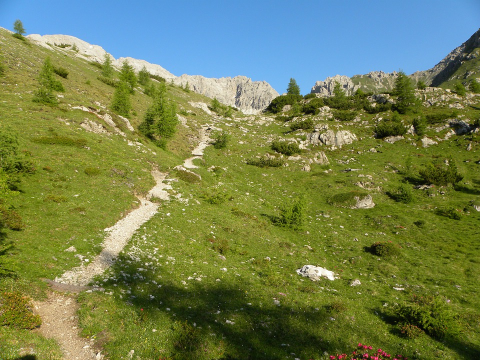 Mountains, Lienz, Dolomites, Alpine, Austria, Rock