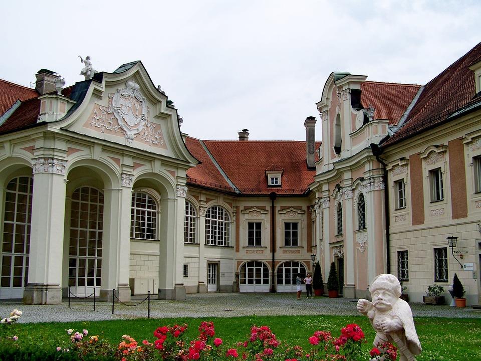 Lamberg Castle, Steyr, Austria