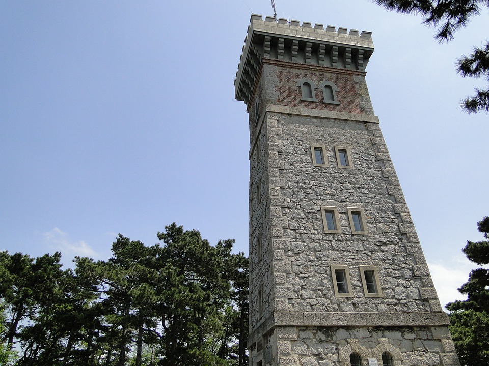 Tower, Harz Mountain, Austria