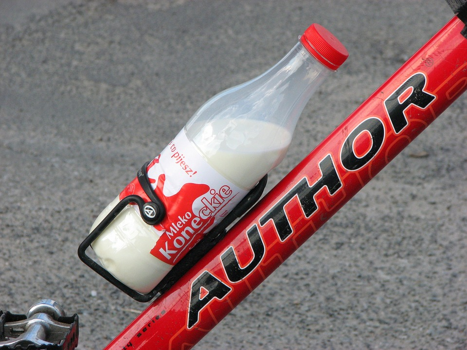 Milk, Koneckie Milk, Bike, Health, Author, Poland