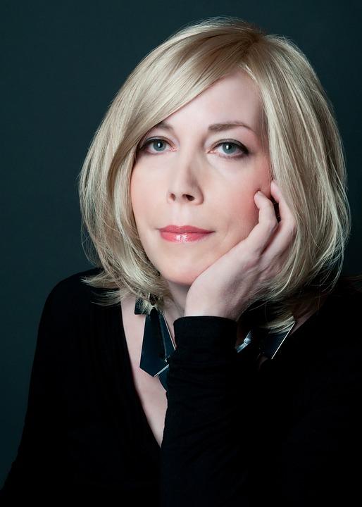 Author, Jewellery, Lipstick, Eyelashes