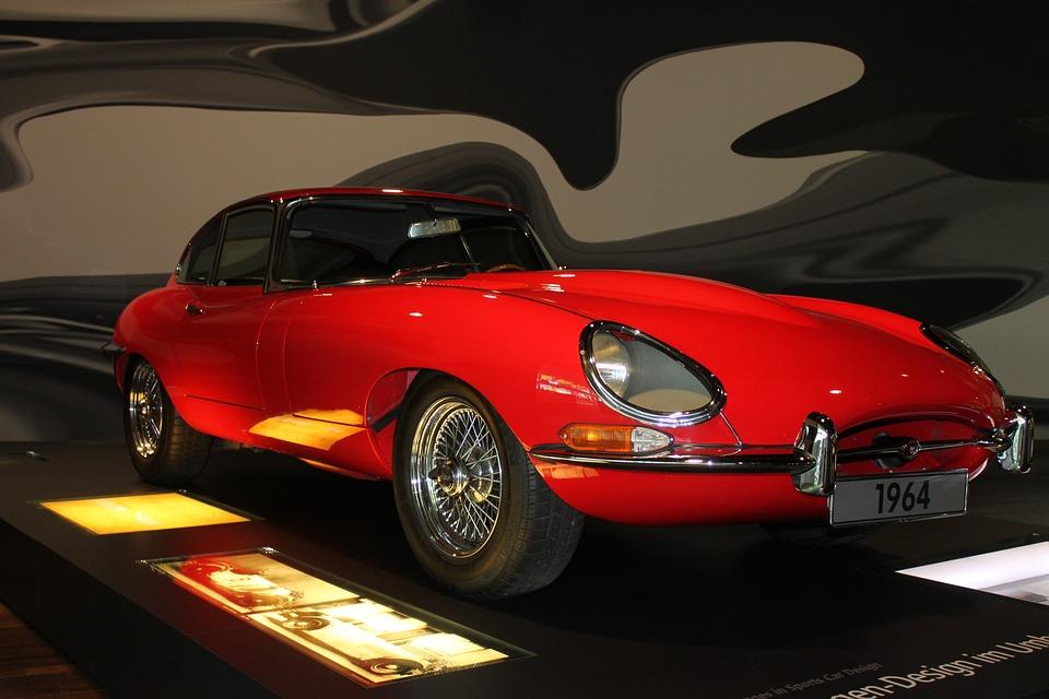 Jaguar, Auto, 1964, Automotive, Classic, Vehicle