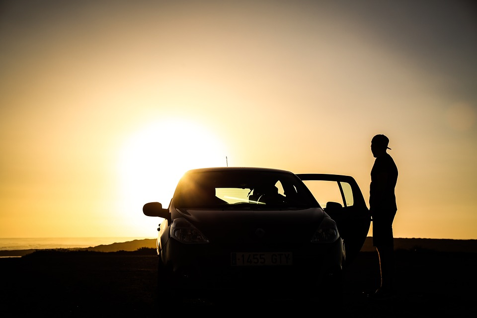 Auto, Sun, Vehicles, Background, Afterglow, Beautiful