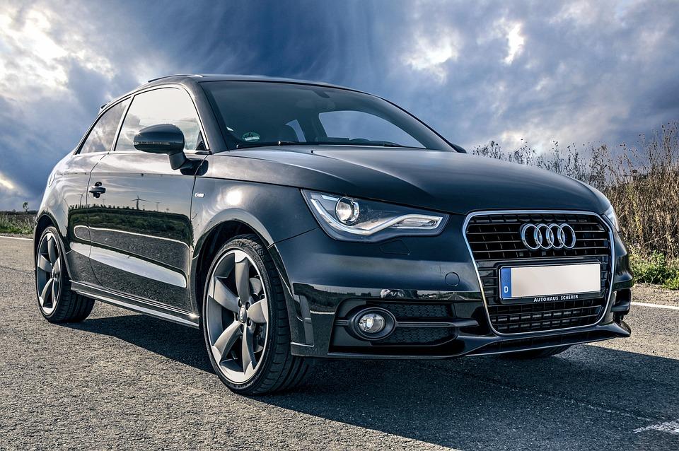 Free Photo Auto Audi Vehicles Sports Car Tuning Black Max Pixel - Audi vehicles