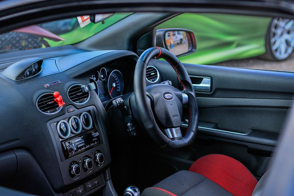 Ford Focus, Car, Vehicle, Auto, Automobile