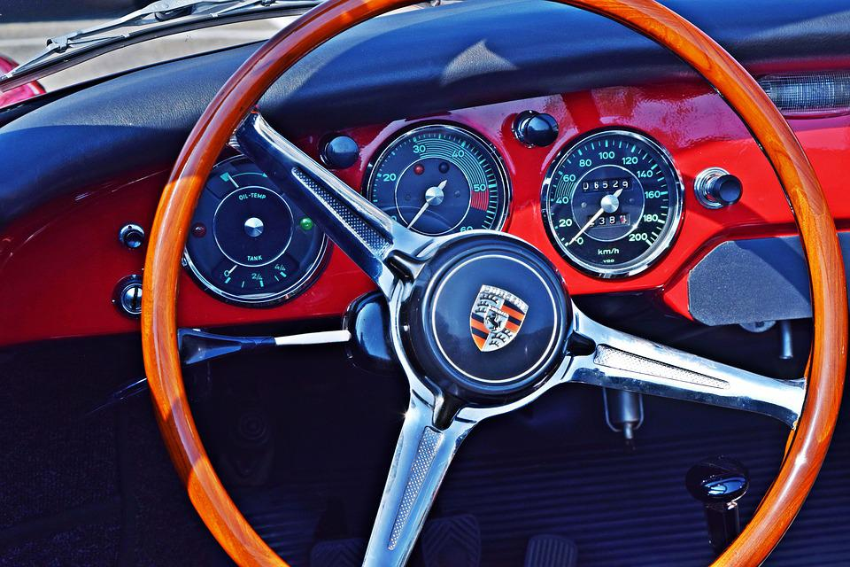 Porsche, Auto, Sports Car, Oldtimer, Design, Classic