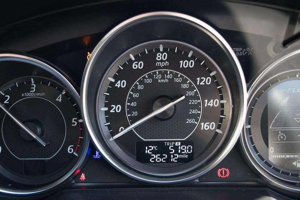 Car, Dial, Speed, Indicator, Vehicle, Auto, Automobile