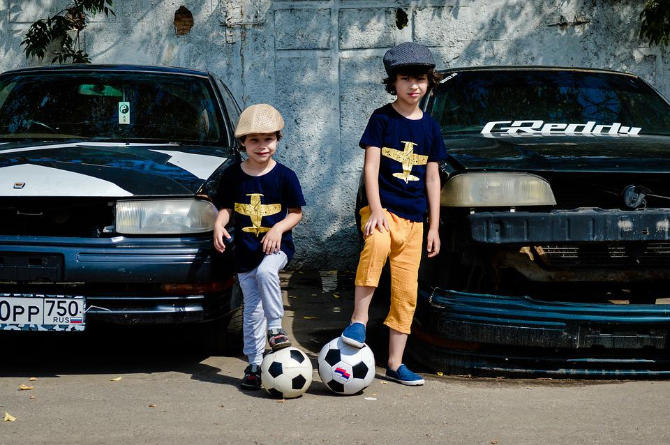 Football, Machinery, Boys, Play Football, Players, Auto