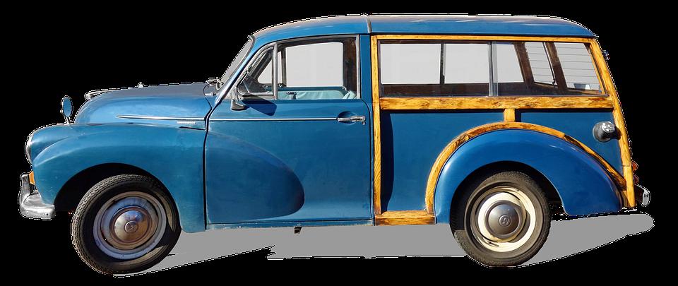 Morris Minor 1000 Traveller In 1966, Morris Minor, Auto