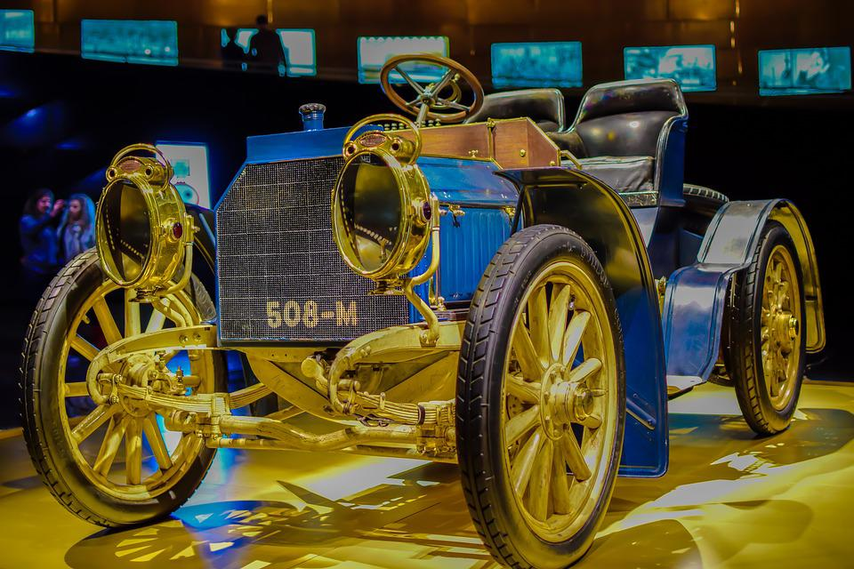 Mercedes, Old, Car, Auto, Museum, Classic, Oldtimer