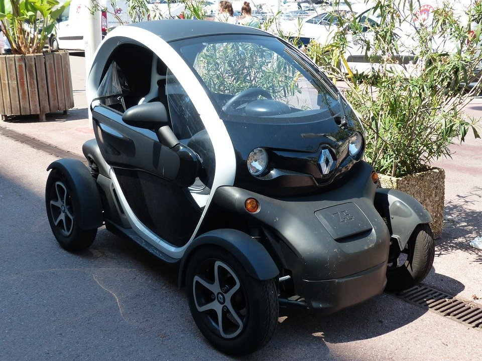 Auto, Small, Mini, Renault Twizy, Twizy, Renault