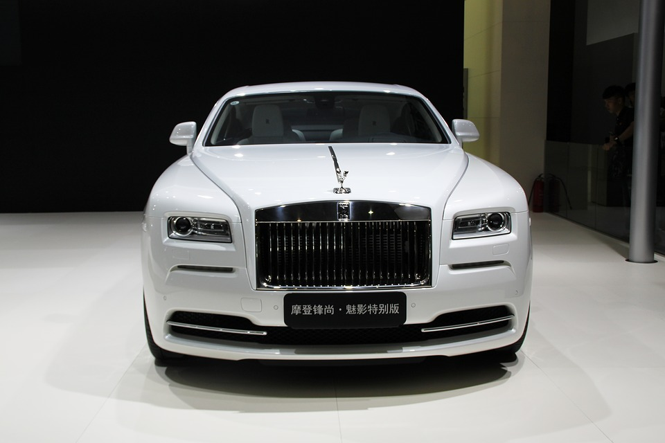 Rolls-royce, Luxury Car, Auto Show