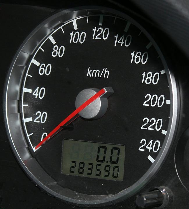 Speedo, Auto, Ad, Fittings, Vehicle, Speed, Speedometer