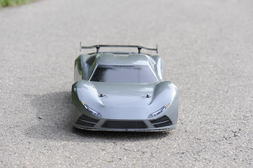 Model Car, Remotely Controlled, Fast, Sports Car, Auto