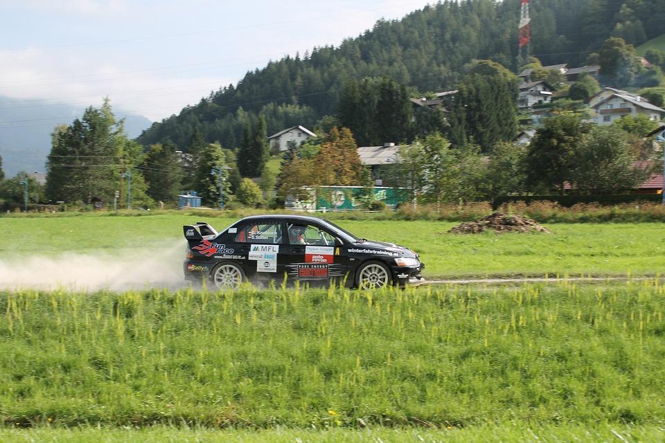 Auto, Rally, Racing Car, Speed, Sports Car