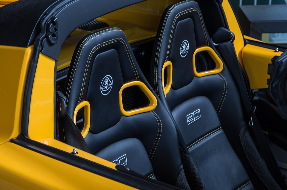 Auto, Lotus, Leather Seats, Sports Seats