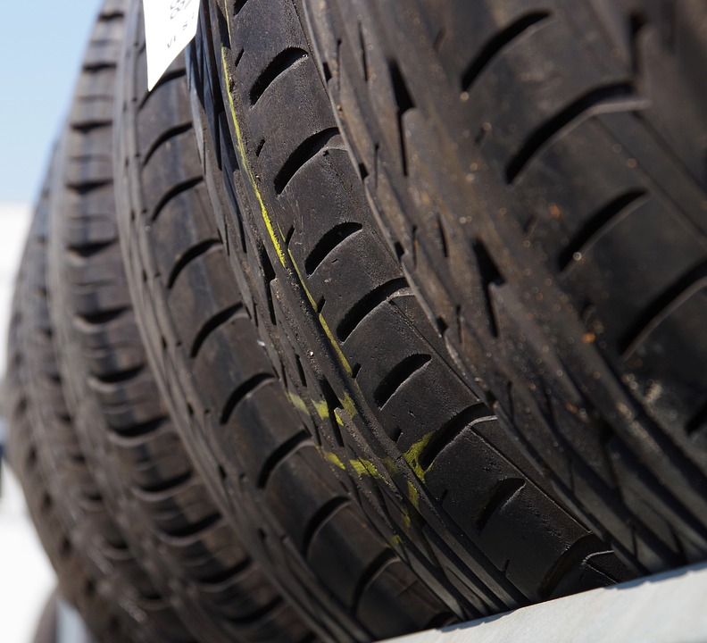 Mature, Profile, Altreifen, Auto Tires, Automotive