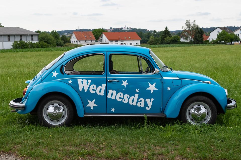 Vw, Beetle, Volkswagen, Oldtimer, Vw Beetle, Auto