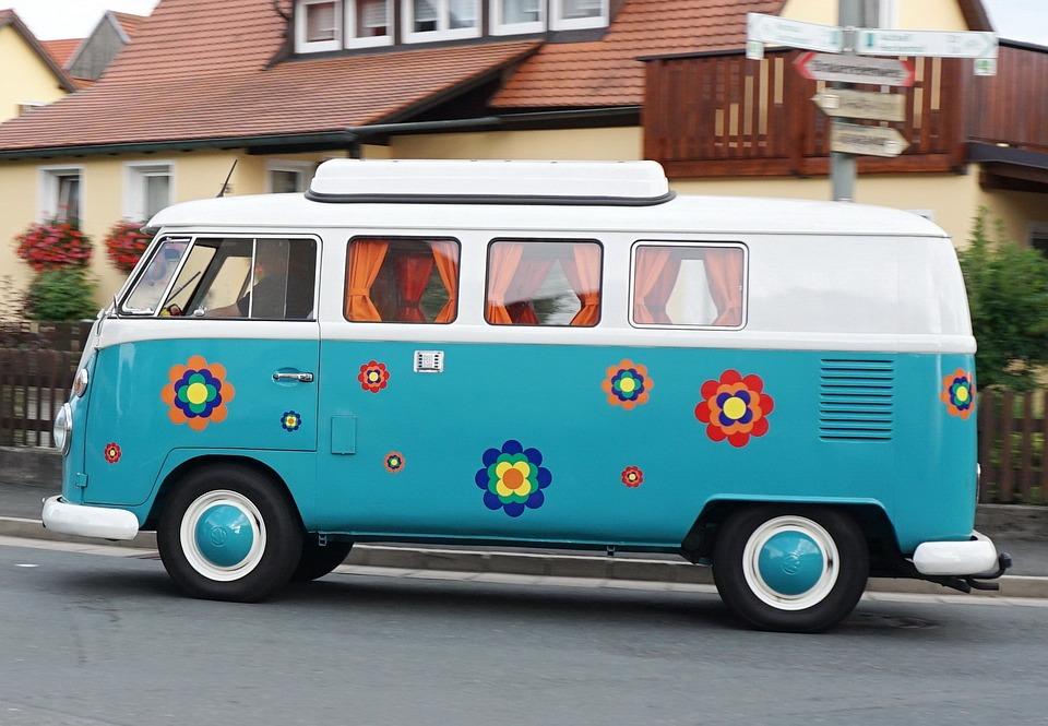 Vw, Bulli, Vw Bus, Vw Bulli, Volkswagen, Auto, Vehicle