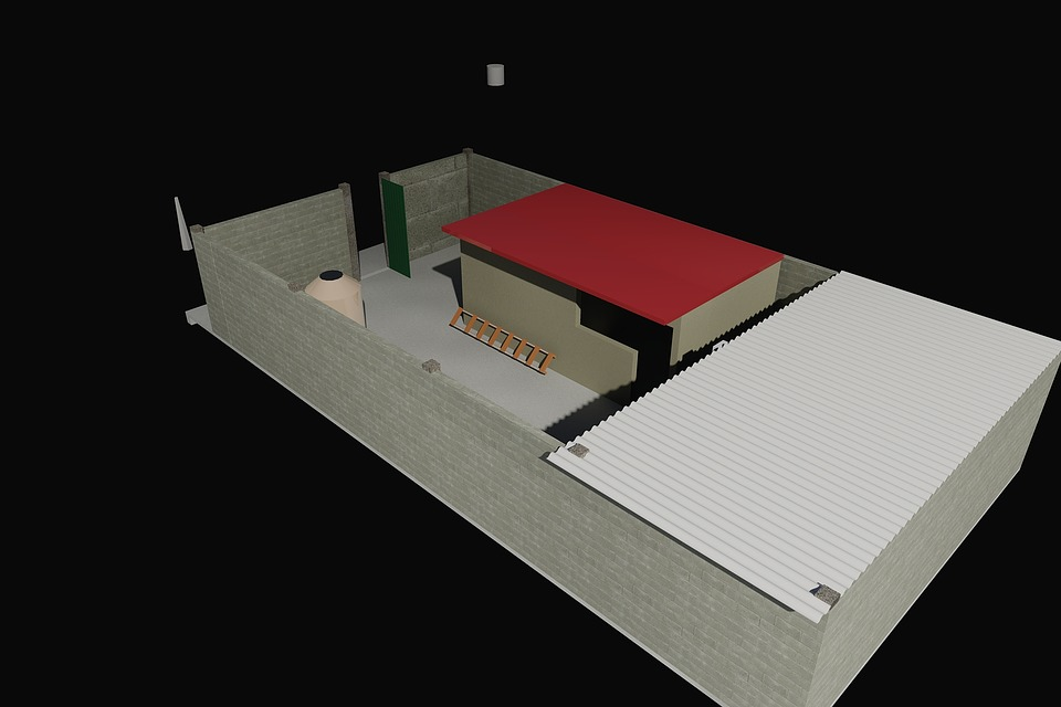 Free photo Autocad Design Luisthemdls Mexico Home 3d - Max Pixel