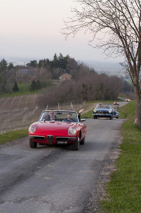 Tuscany, Auto, Autoepoca