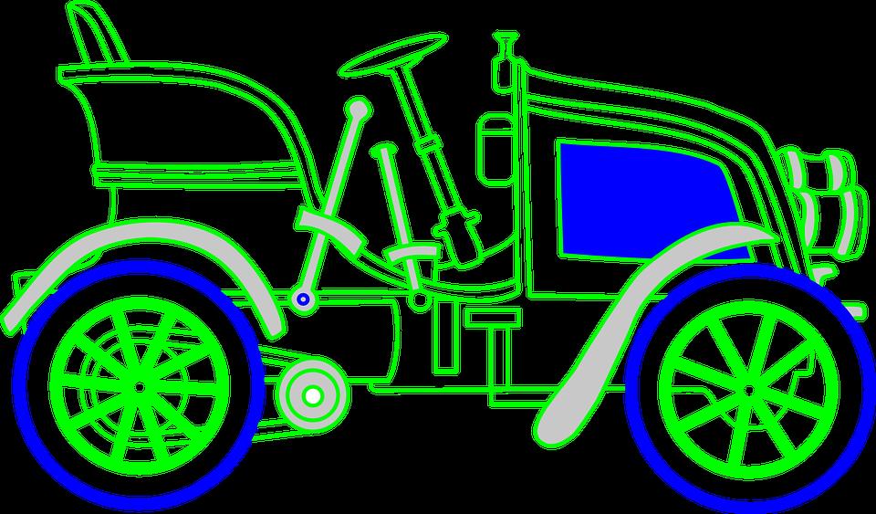 Car, Vintage Car, Automobile, Vintage, Transportation