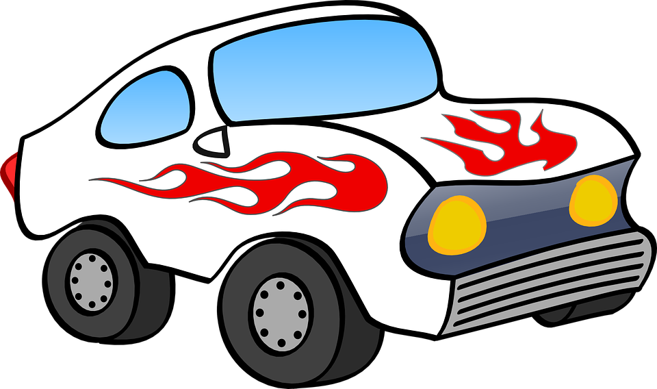 Car, Funny, Vehicle, Automobile, Racing Car, Fast, Race