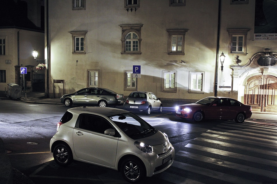 Toyota Iq, Car, Automobile
