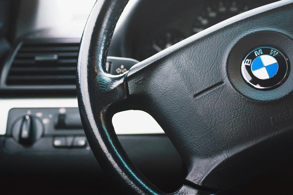Bmw, Steering Wheel, Car, Interior, Automotive