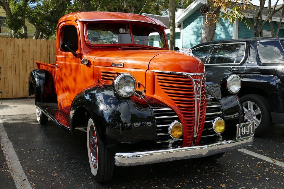 Oldtimer, Auto, Classic, Vehicle, Automotive, Retro