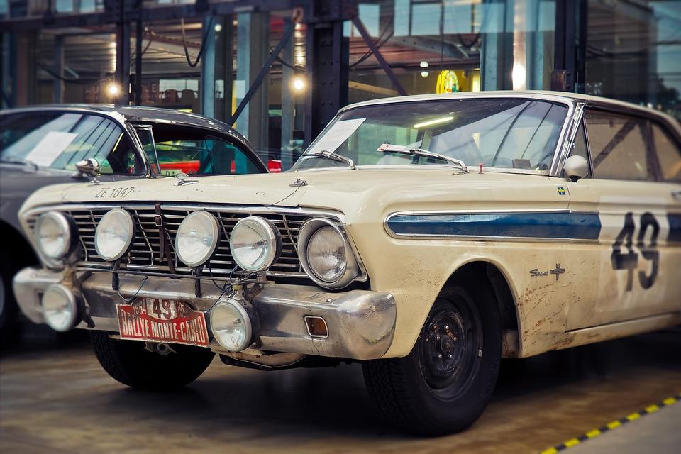 Auto, Vehicle, Rally, Classic, Sports Car, Automotive