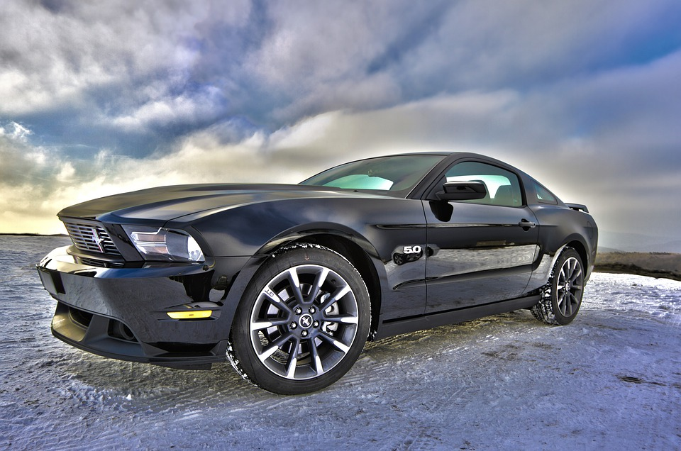 Ford, Mustang, Auto, Vehicle, Muscle, Automotive
