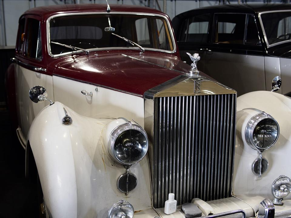 Automotive, Rolls Royce, Classic Car