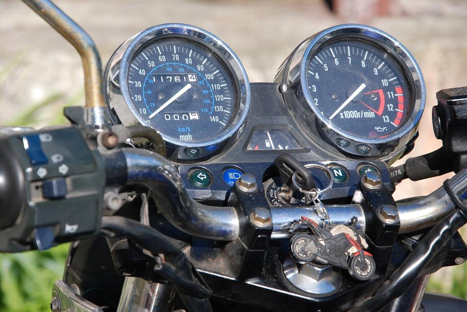 Speed, Speedometer, Gauge, A Speedometer, Automotive