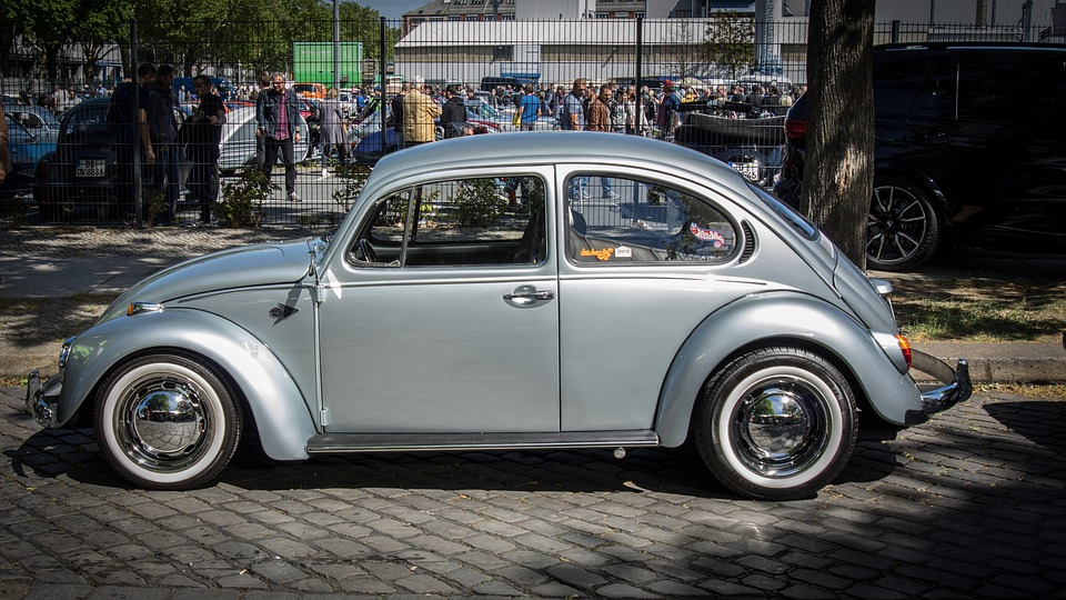 Vw, Beetle, Automotive, Oldtimer, Volkswagen, Vehicle