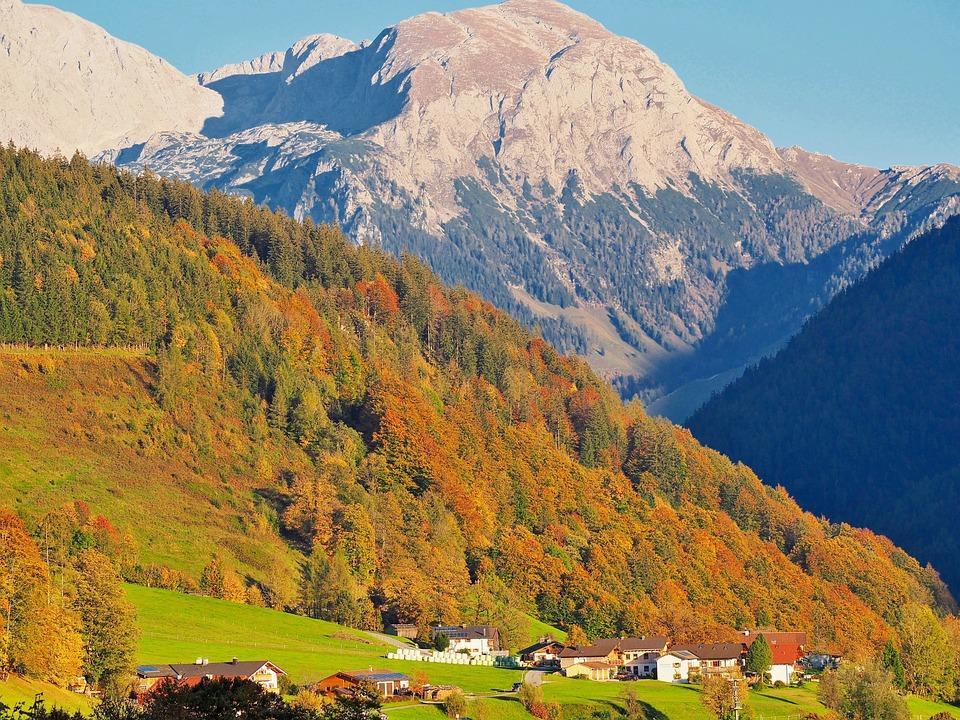 Nature, Landscape, Autumn, Autumn Mood, Autumn Colours