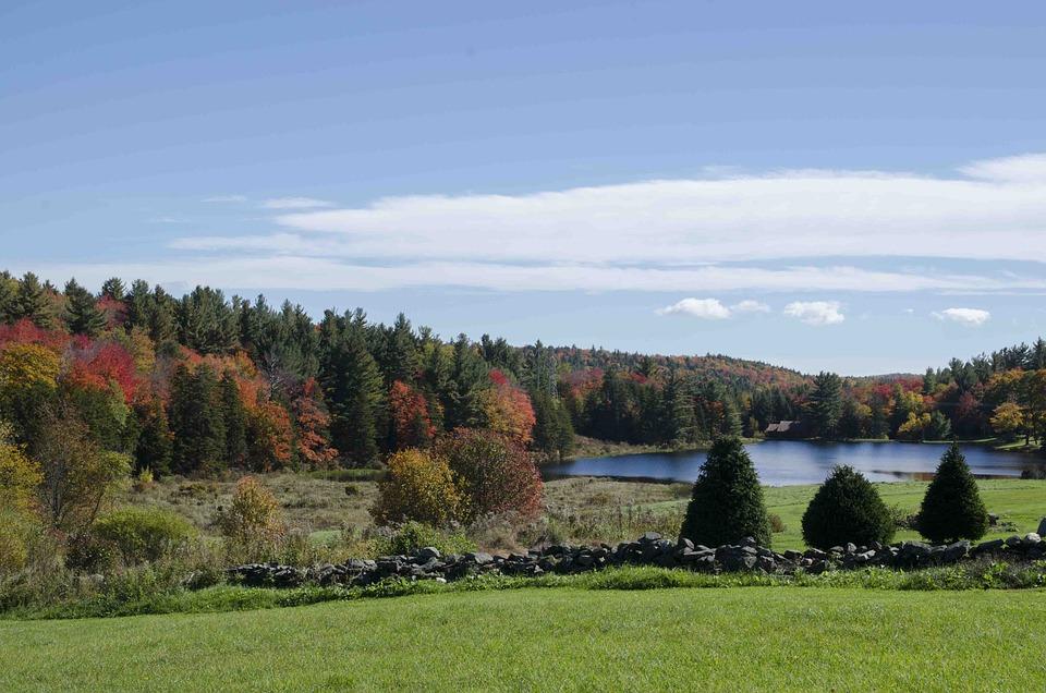 Autumn, Berkshires, Landscape