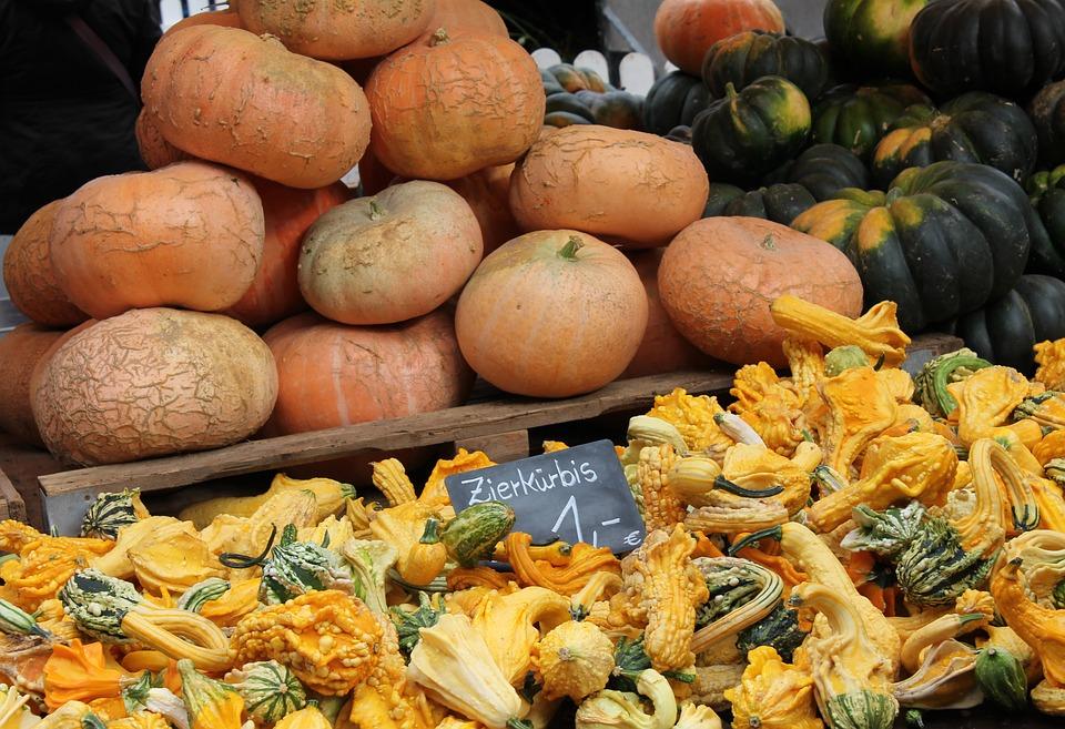 Pumpkin, Gourd, Autumn, Autumn Decoration