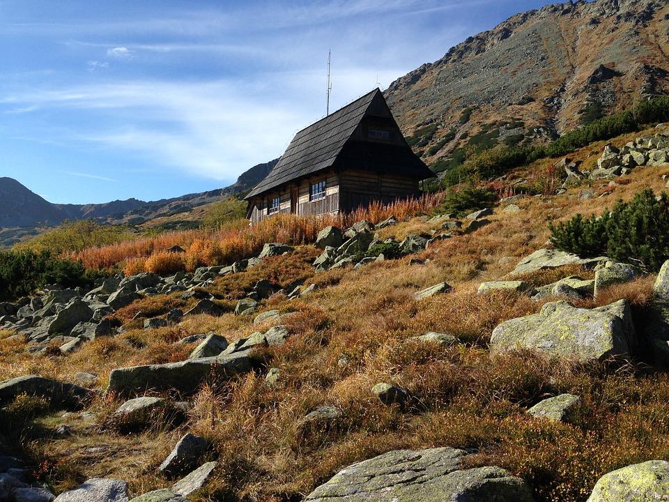 The National Park, Poland, Autumn, Tatry, Mountains