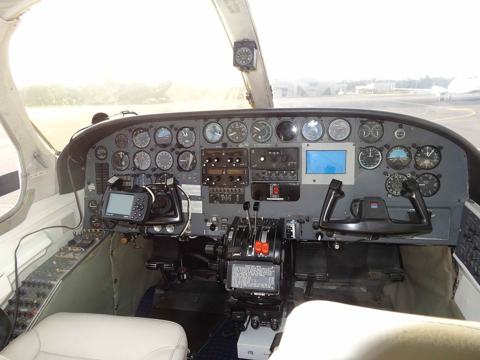 Fly, Cockpit, Aviation, Pilot