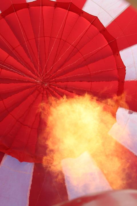 Aviation, Balloon, Flying
