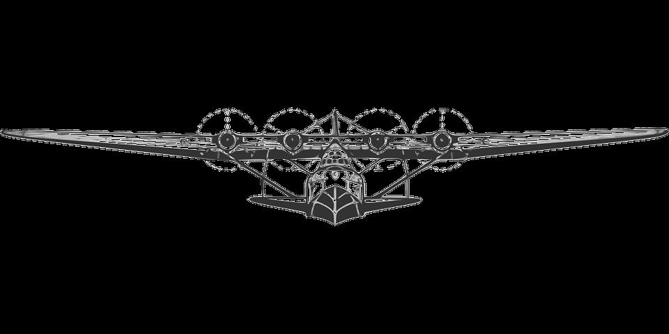Plane, Flying, Aeroplane, Airplane, Aviation, Jet