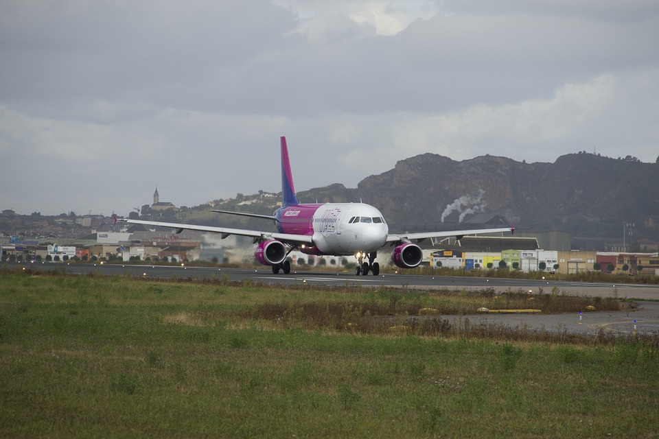 Plane, Aviation, Transport, Airline, Wizz Air, Air Bus