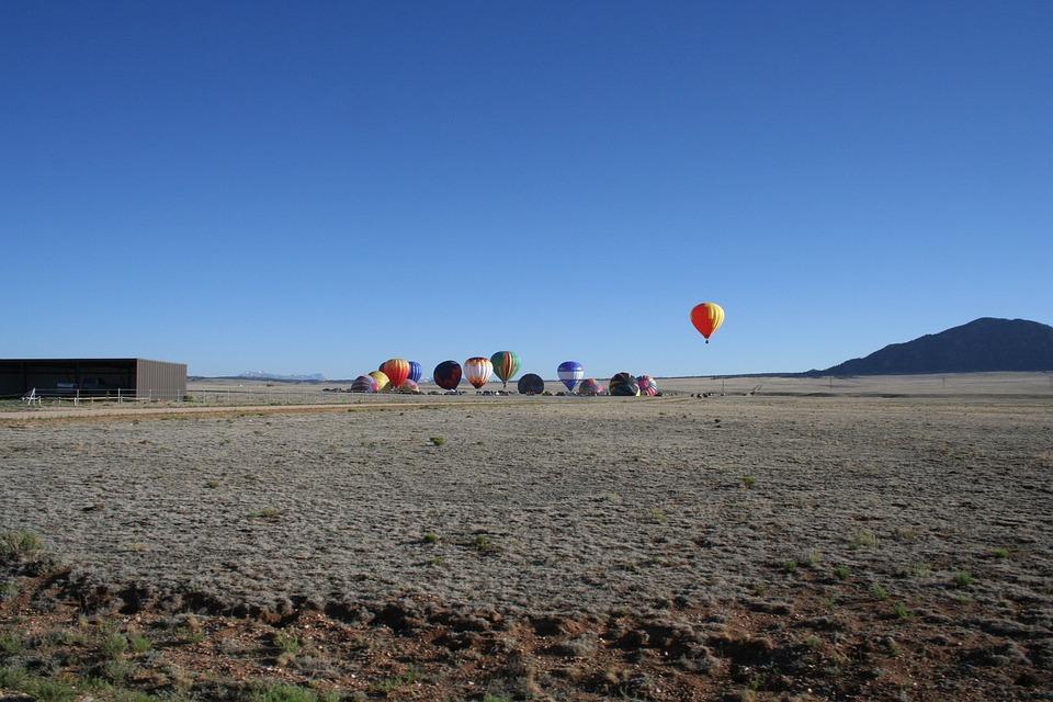 Aviation, Balloon, Summer
