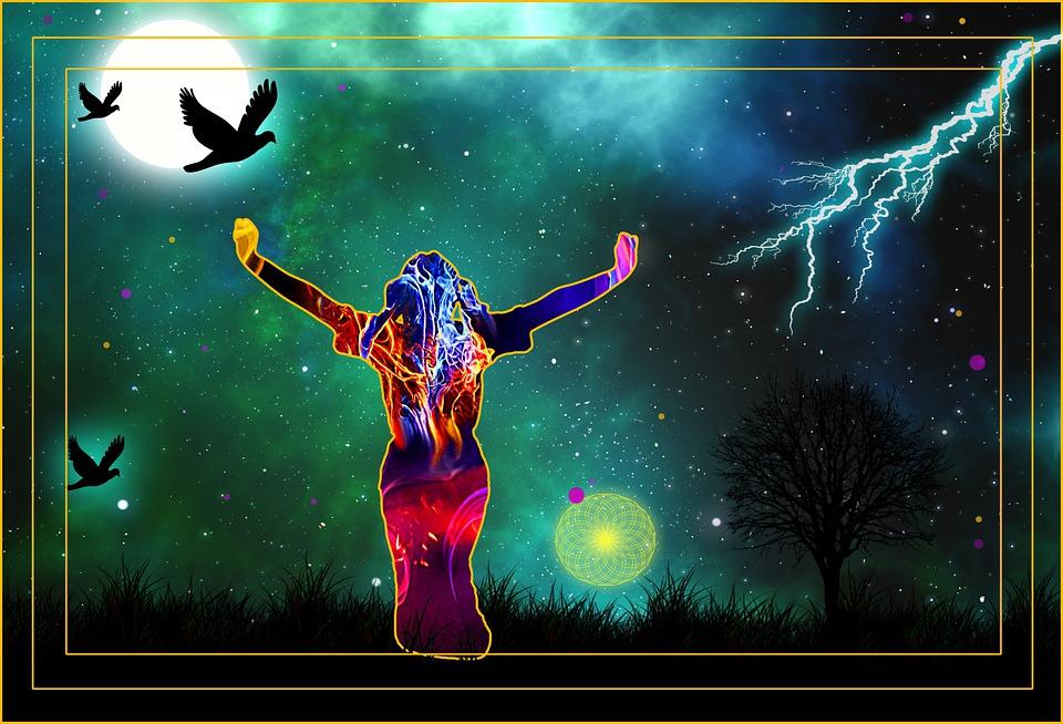 Universe, Awaken, Awakening, Awareness, Cosmos
