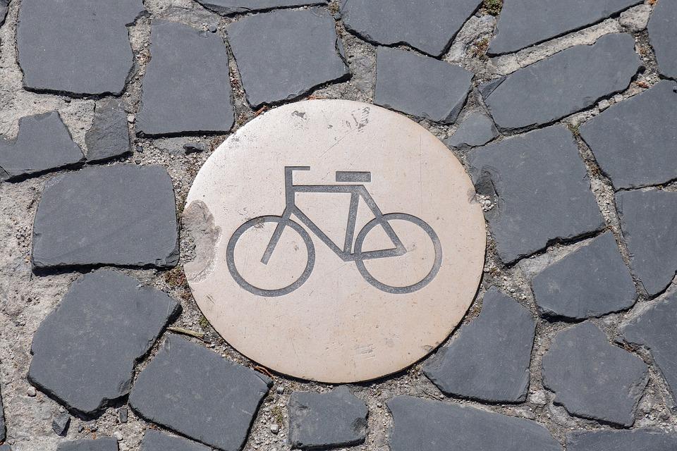 Bike, Away, Cycling, Road, Cyclists, Cycle Path