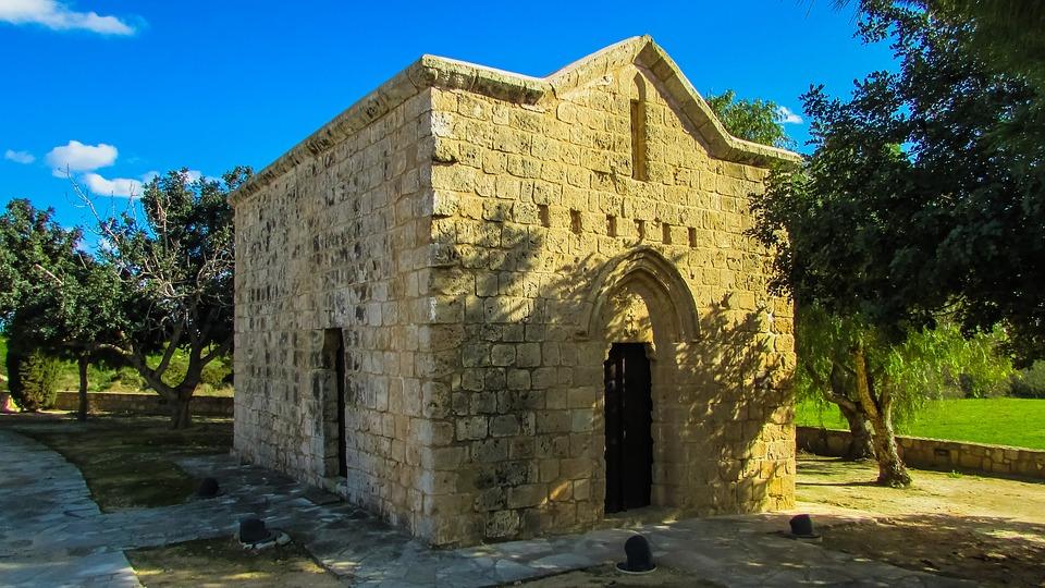 Cyprus, Ayia Napa, Ayia Varvara, Chapel