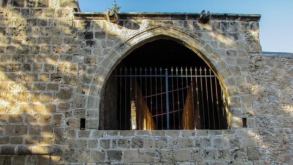 Cyprus, Ayia Napa, Monastery, Medieval, Architecture