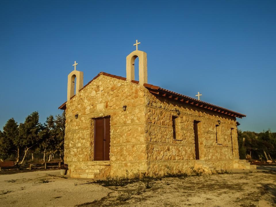 Cyprus, Ayia Napa, Chapel, Orthodox