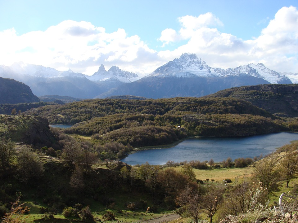 Aysen, Landscape, Lakes Region